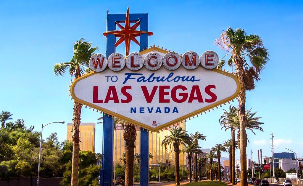 Direktflug Las Vegas